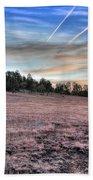 Sunrise Over Ft. Apache Beach Towel by Lynn Geoffroy
