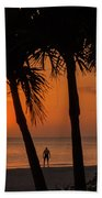 Sunset 36 Beach Towel