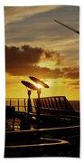 Sunset - 39 Beach Towel