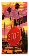 Sunset 7700w Beach Towel