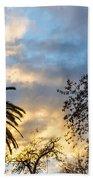 Sunset - A Natural Wonder Beach Towel