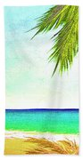 Sunset Beach #373 Beach Towel