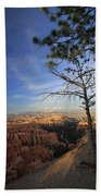 Sunset Colours Bryce Canyon 3 Beach Towel