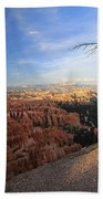 Sunset Colours Bryce Canyon 4 Beach Towel