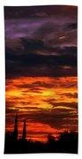 Sunset H16 Beach Towel