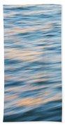 Sunset Hudson River Beach Towel