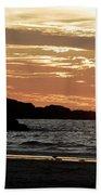 Sunset Part 3 Beach Towel