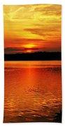 Sunset Xxiii Beach Towel