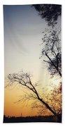 Sunset3 Beach Towel