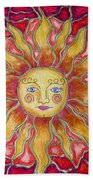 Sunshine Beach Towel