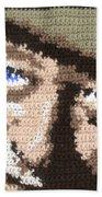 Suntan John Wayne Beach Towel