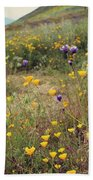 Super Bloom Beach Towel