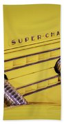 Super Charged Beach Towel