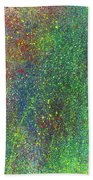 Super Star Clusters Universe #539 Beach Towel