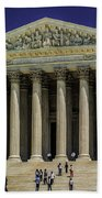 Supreme Court Of The United States Beach Towel