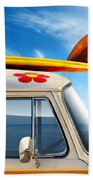 Surf Van Beach Sheet