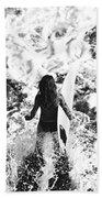 Surfer Girl Beach Towel
