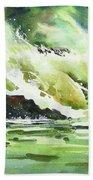 Surfers Dream Beach Towel