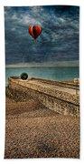 Surreal Beach Beach Towel