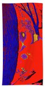 Surrounded 6 Beach Towel