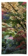 Surrounded By Color Beach Towel