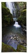 Susan Creek Falls Oregon 5 Beach Towel