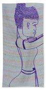 Susan Beach Towel