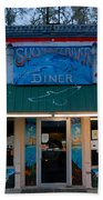 Suwannee River Diner Beach Towel