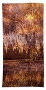 Swamp 3 Beach Towel