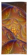 Swamp Gas Mesh Beach Towel