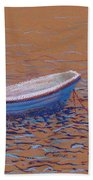 Swedish Boat Beach Towel