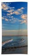Sweeping Ocean View Beach Towel