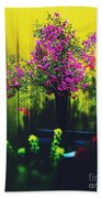Sweet Boronia Beach Towel