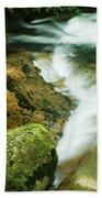 Sweet Creek Beach Towel