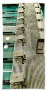 Swim Lanes Beach Towel