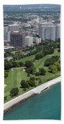 Sydney R. Marovitz Golf Course  Beach Towel