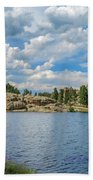 Sylvan Lake South Dakota Beach Sheet
