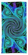 Symmetry 21 Beach Towel