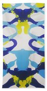 Symmetry 23 Beach Towel