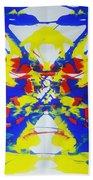 Symmetry  25 Beach Towel