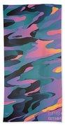 Synthetic Dreams Beach Towel