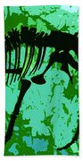 T. Rex Beach Towel