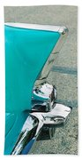 Tail Fin Beach Towel