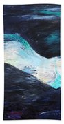 Taking The Plunge Beach Towel