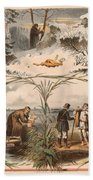 Tale Of The Marche Rich And Basil Homeless 1 Beach Towel