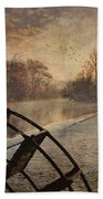 Tales From The Riverbank  II Beach Towel