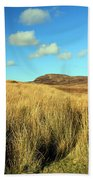 Tall Grass Beach Towel