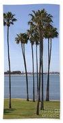 Tall Palms Beach Towel