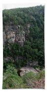 Tallulah Gorge 6 Beach Towel
