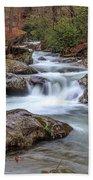 Tallulah River Beach Towel